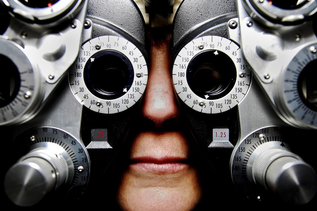 eyeglasses, exam, optometry